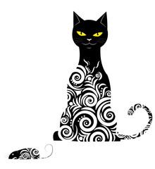 Ornament cat