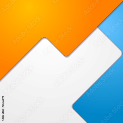 Colourful abstract elegant design
