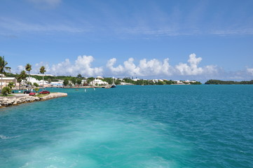 St. George in Bermuda