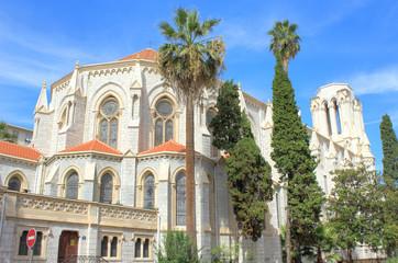 Basilique Notre Dame de l'Assomption de Nice