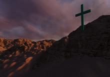 Krzyż sylwetka
