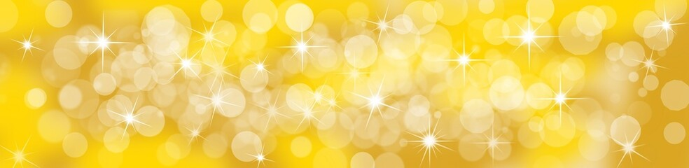 Festive Golden Background
