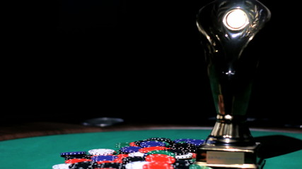 Poker's Cup.