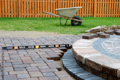 Patio Work - 56262278