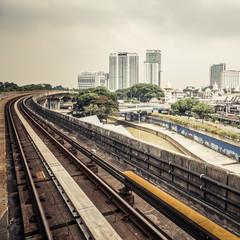 Urban rail transit in Kuala Lumpur, Malaysia