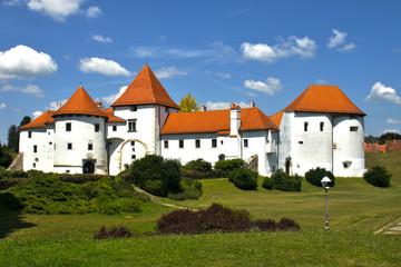 Old Castle Landscape, Varazdin, Croatia