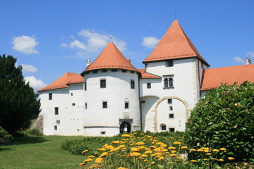 Old Castle, Varazdin, Croatia