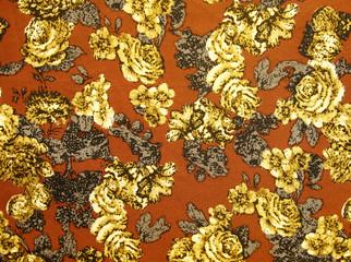 wale of fabric