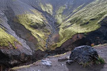 Island - Südwest-Island - Landmannalaugar