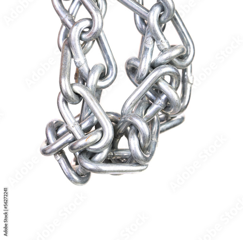 Twisted chain.
