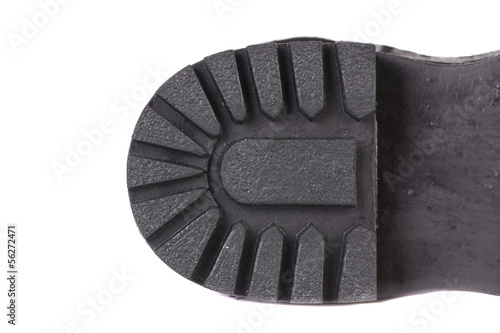 Background of the rubber soles.