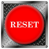 Reset metallic icon