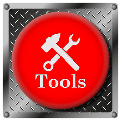 Tools metallic icon