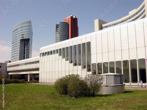 Vienna,modern building