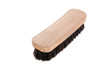 Shoe brush isolated on a white background