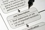 job description poster