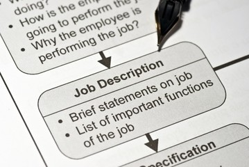 job description