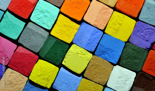 pastel chalk background