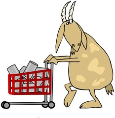 Goat shopper