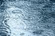 Rain on a street - 56285897