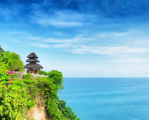 Foto op Plexiglas Indonesië Uluwatu temple, Bali, Indonesia