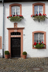 Ein Haus in der Eifel
