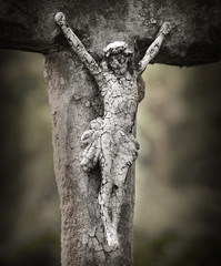 Crucifixion of Jesus.