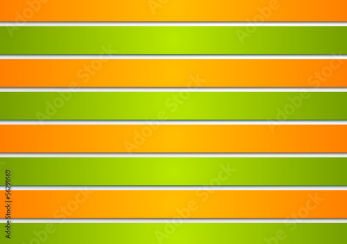 Bright vector elegant stripes