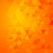 Abstract triangle vector tech background