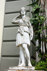 Statue of a Greek Lady