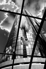 Skyscraper BW