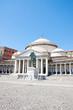 Piazza del Plebsicito, Naples, Italy