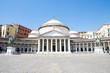 Piazza del Plebiscito, Naple, Italy