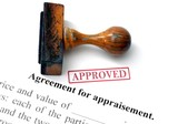 Agreement for appraisement poster