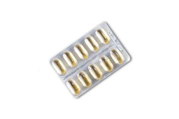 cápsulas de glicerina