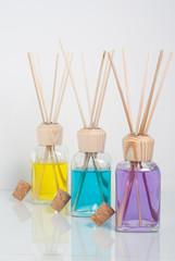 frascos de essências