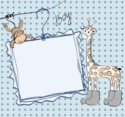 babies frame