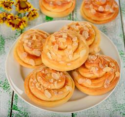 English buns