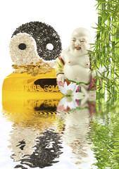 Bouddha chinois, symbole de la richesse