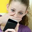 Cybermobbing gegen Teenager
