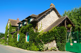 Traditional houses - Giverny