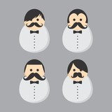 whiskers guy avatar poster