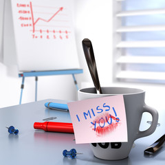 Workplace Relationship Romance - Office Love Affair