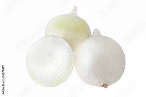 two onions and a half