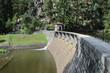 Vresnik dam on the river Zelivka