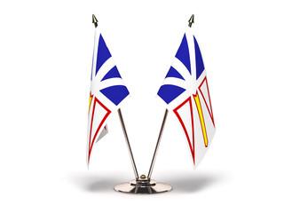 Miniature Flag of Newfoundland