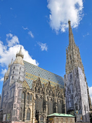 wien - stephansdom