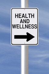 This Way to Health and Wellness