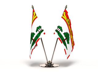 Miniature Flag of Prince Edward Island