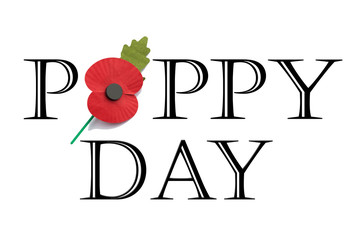 Poppy Day - Remembrance Day